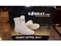 Desert Boots - Size 10 Brand New