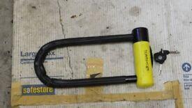 Kriptonite U Lock + Flex Cable