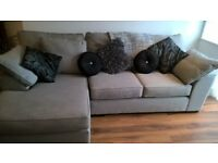 Next Stamford Corner Sofa - great condition