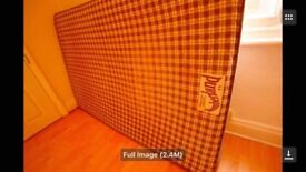 House Clearance sale - mattress and Bath