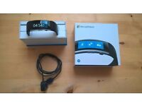 Microsoft Band 2 (Fitness Band) - Medium Size- Very Good Condition - Original Box & Charger