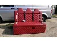 Rnr bed full width t4 t5 vivaro trafic
