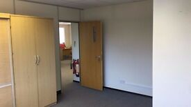 2/3 person Office Space Available immediately - High Wycombe £350p/m