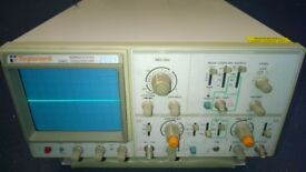 Oscilloscope Dual Beam 20MHz Test Equipment