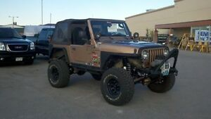 Looking for a Jeep tj