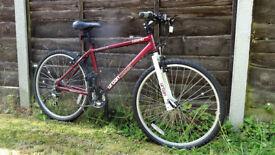 "Childs 17"" Apollo Cosmo Urban Mtb. Bike Virtually unused"
