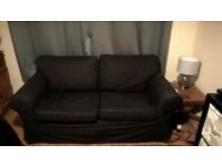 Two-seater sofa for free (collection only)