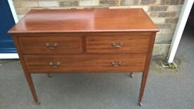 'Antique' Desk/Sideboard/Dressing/Writing Table