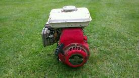 Honda G100 engine from cement mixer