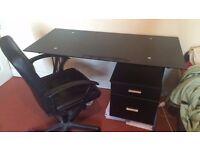 Desk & Chair £40.00