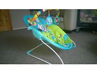 baby rocking chair bright starts