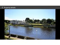 AYR CENTRAL 2 BED FULLY FURNISHED FLAT TO LET