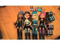 Bratz Pirate Dolls and Jetski