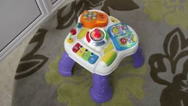 V-Tec Play and Learn Activity Table
