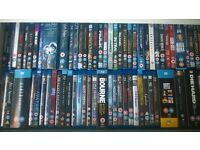 OVER 70 LIKE NEW BLURAY FILMS FOR SALE AT £6 EACH OR 3 FOR £15