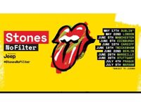 TWO ROLLING STONES TICKETS MANCHESTER