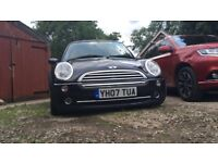 Mini Cooper Convertible- 2 owners 9 months mot FSH