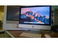 iMac i5 8GB 21.5inch Screen 1TB Hard Drive