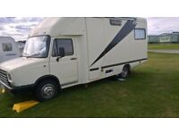 LDV 3.5ton Motorhome/campervan.1995. £5000