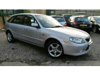 Automatic Mazda 323 1.6 GSi 5dr Very spacious.
