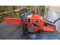 Husqvarna e-series 240-xTorq petrol chainsaw in emaculate condition starts + runs like a new one