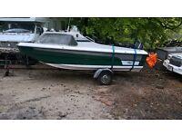 Dory Fishing Boat