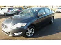 2010 Ford Mondeo ZETEC 2.0 TDCI**1 Owner**1 Year MOT**Bluetooth**Fog Lights**Cheap on Tax & Fuel