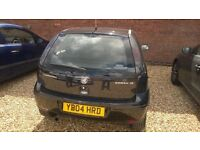 2004 Vauxhall Corsa 1.2cc,,,10 months mot,changed timing chain,service history,ac,cd,alloy,clean car