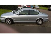 ABSOLUTE BARGAIN Jaguar X-type AWD low mileage lovely condition Leather seats, a pleasure to drive