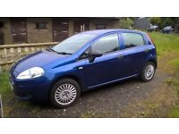 Fiat punto new shape £1395 mileage 49000 grab your self a bargain quick sell as moving to America