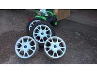 Original Ford Alloy Wheels