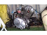 ASN chinese 125cc plus midi moto chopper wheels