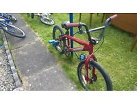 """20"""" BMX bike for sale"""