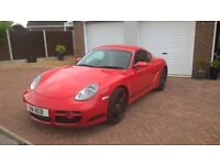 2008 Porsche Cayman 2.7 - Cayman R look - Full MOT no advisories