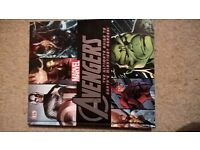 Marvel The Avengers: the ultimate guide to earth's mightiest heroes!