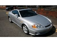 2003 Hyundai Coupe 2.0 SE 3dr Coupe, Warranty and AA Breakdown available, £795