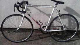Raleigh Vitesse road racing bike