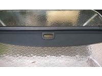 Mercedes Benz GL Class Black cargo cover/parcel shelf 2007-2012