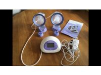 lansinoh 2 in 1 affinity pro electric breast pump