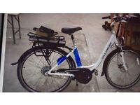 Dillinger Legacy(Osprey Light)700C E-Bike