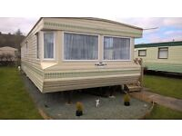 For sale my lovely sited static caravan