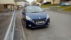 peugeot 208 active vti 95 hatchback for sale