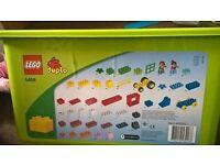 Box of lego