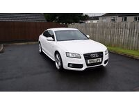 12950 AUDI A5 2.0TDI S LINE SPORTBACK 177ps 5dr LADY OWNER SWAP or SELL