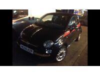 FIAT 500 1.4 SPORT LOUNGE LOW MILEAGE