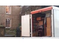 House removals. Man with van. Couriers. Delivery man. Luton.