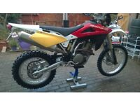 Husqvarna TE450 Enduro Motorcycle for sale