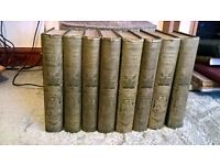 Harmsworth History of the World, Complete 8 Volumes Encyclopedia