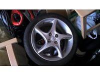 Mazda MX 5 Sport. 2 16 inch alloy wheels