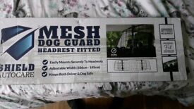 Mesh Dog Guard - Not Used